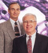 Steve Bowers and Dr. Terrence Dolan