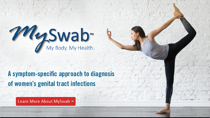 Click to Learn More about MySwab